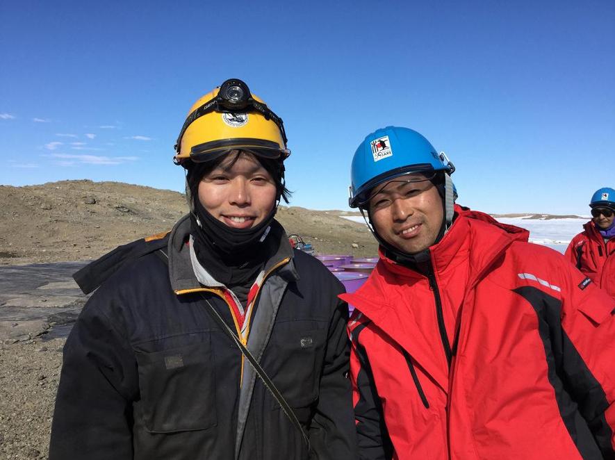 隊 南極 観測